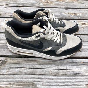 Nike Air Max 1 Sz 10 Gray
